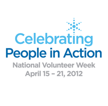 National Volunteer Week 2012