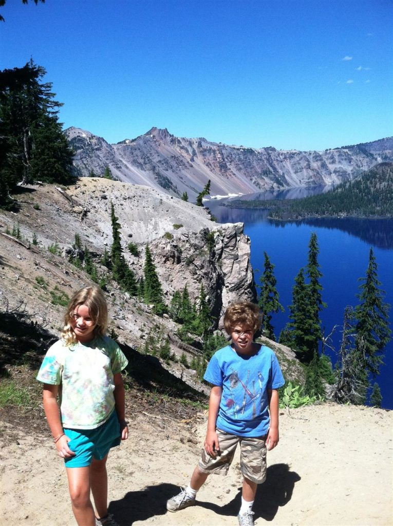 National Park Crater Lake