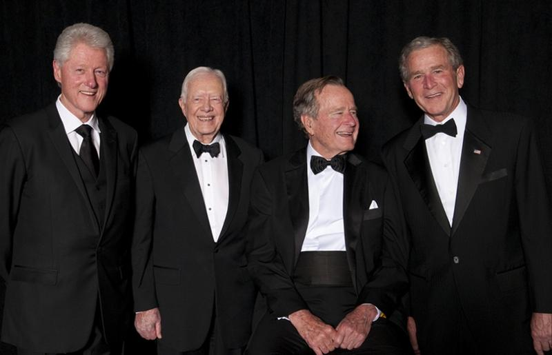 four presidents