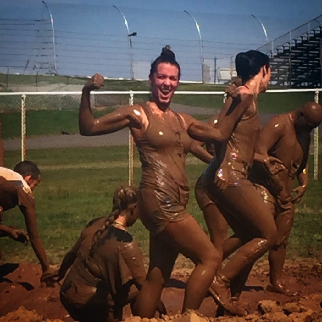 In 2016, Niki participated in the Warrior Dash in Long Pond, Penn., and raised $835 for St. Jude.