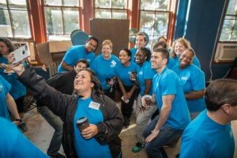 Hilton corporate solutions, employee volunteerism