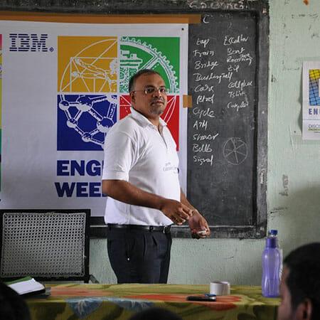 Naveen Prathapeneni iVolunteer