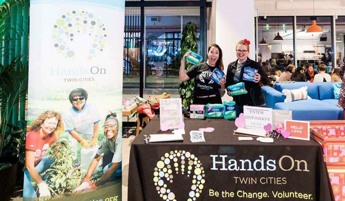 HandsOn Twin Cities Points of Light Global Network