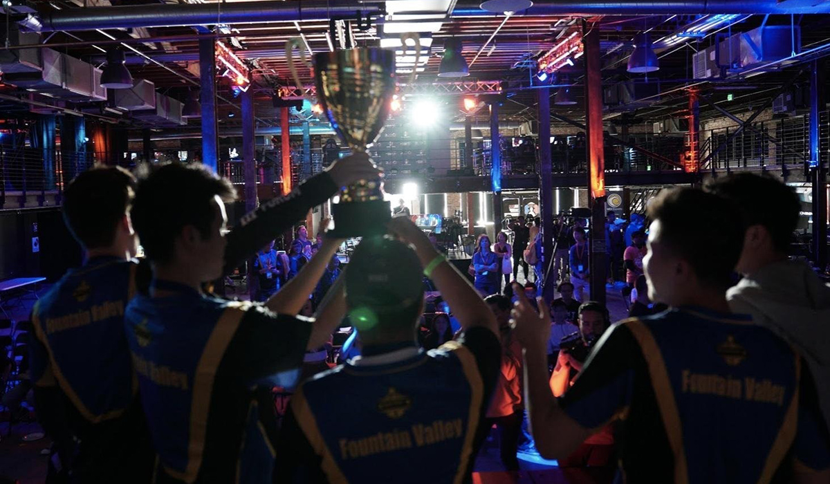 North America Scholastic Esports Federation championships