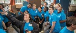 Global volunteer activation