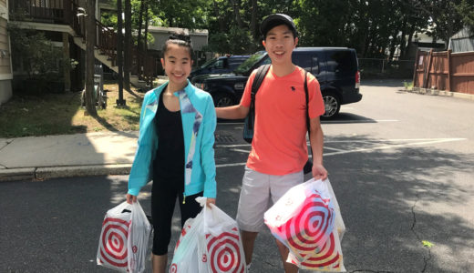 Alex and Allison WU Daily Point of Light Award Honoree