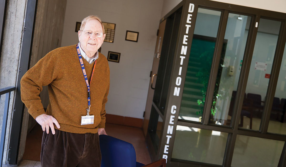 Donald Roth Daily Point of Light Award Honoree