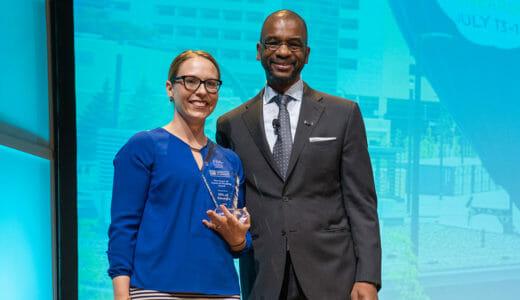 Kristin Pugh Daily Point of Light Award Honoree