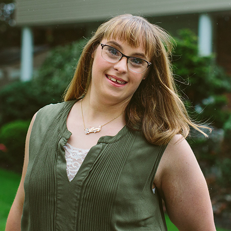 Brittany Schiavone Daily Point of Light Award Honoree