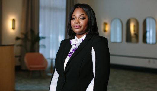 Crystal Chatman Daily Point of Light Award Honoree