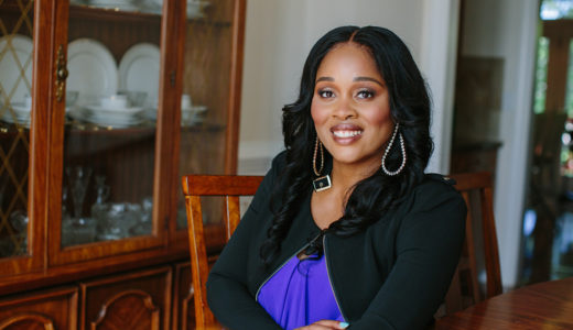 Ni'cola Mitchell Daily Point of Light Award Honoree