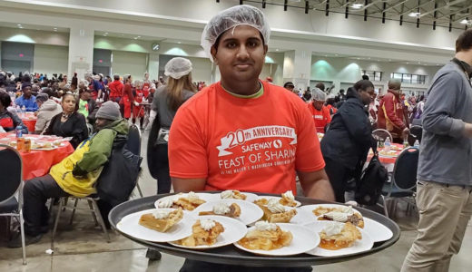 Rohan Rajesh Daily Point of Light Award Honoree
