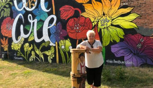 Mary Ann Kedron Daily Point of Light Award Honoree