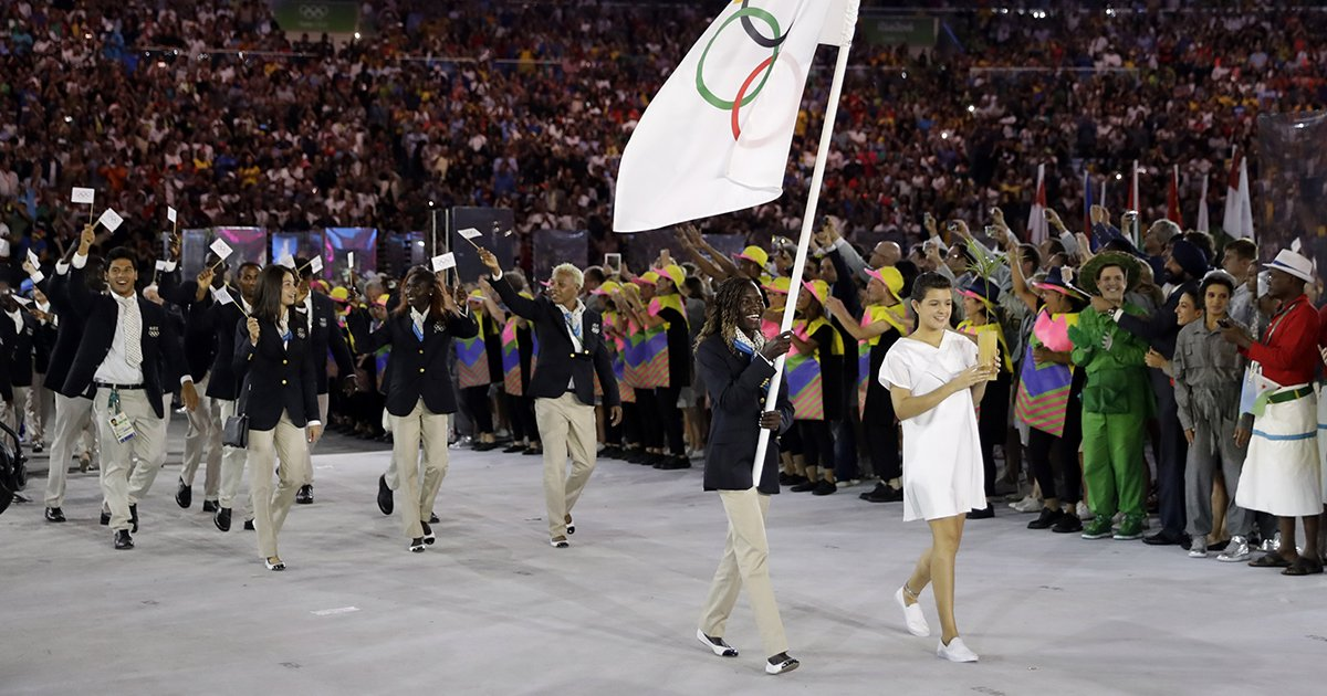 IOC Refugee Team