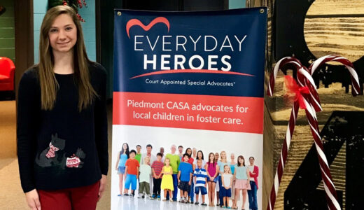 Cara Cole Heerde Daily Point of Light Award Honoree