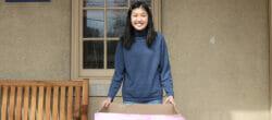 Joanna Lin Daily Point of Light Award Honoree