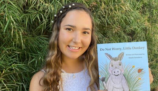 Natalie Salvatierra Daily Point of Light Award Honoree