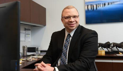 Andre Turman Daily Point of Light Award Honoree