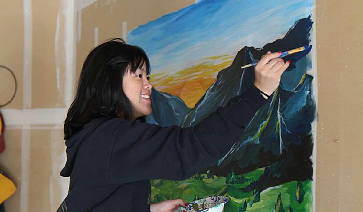 Isabella Wang Daily Point of Light Award Honoree