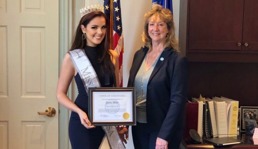 Jessica Milne Daily Point of Light Award Honoree