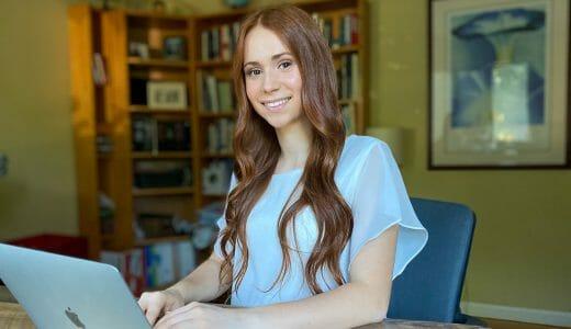 Allison Eisenberg Daily Point of Light Award Honoree