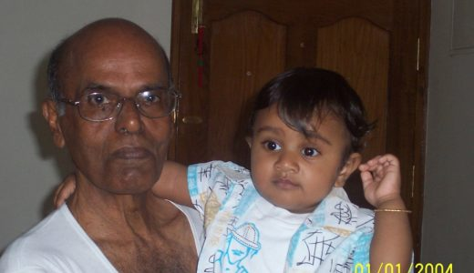 Siddharth Satish Daily Point of Light Award Honoree 7071