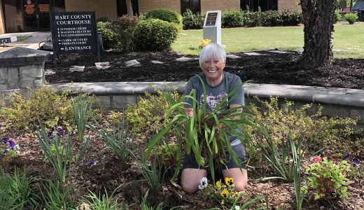 Mary Lynn Johnson Daily Point of Light Award Honoree