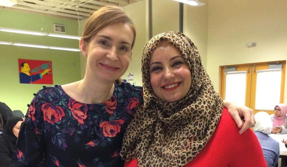 Tamara Al Rawwad Daily Point of Light Award Honoree